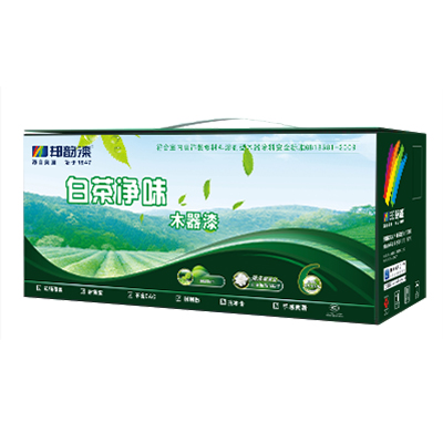 白茶净味木器漆5kg/组